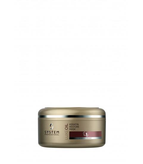 System Professional EnergyCode LuxeOil Keratin Restore Mask 150ml