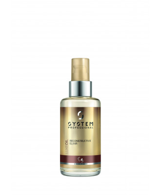 System Professional EnergyCode LuxeOil Reconstructive Elixir 100ml