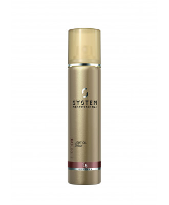 System Professional EnergyCode LuxeOil Light Oil Spray 75ml