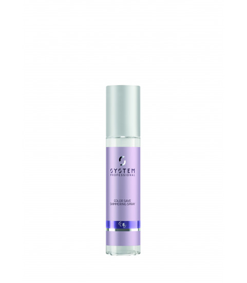 System Professional EnergyCode Color Save Shimmering Spray 40ml
