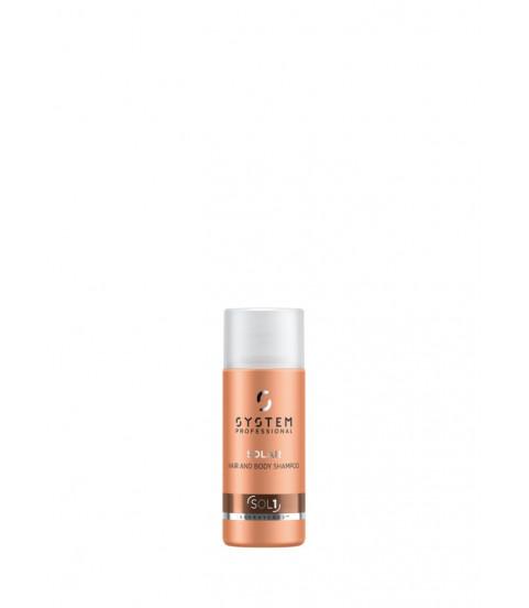 System Professional EnergyCode Solar Hair & Body Shampoo 50 ml