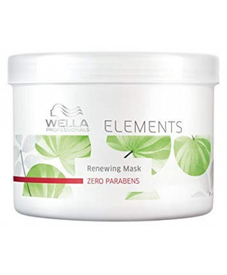 Wella Elements Maske 500 ml
