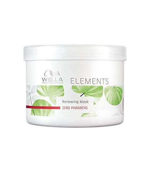 Wella Elements Maske 500 ml