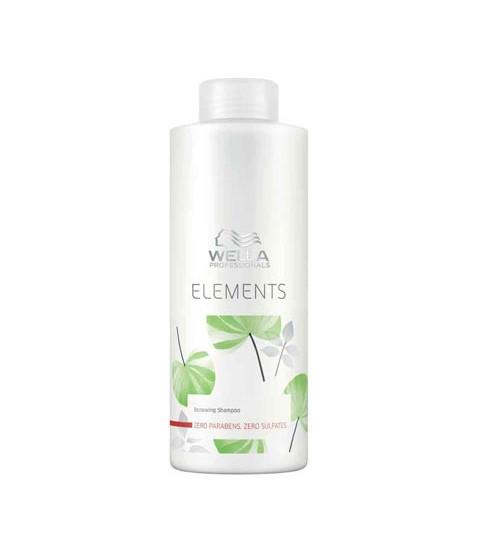 Wella Elements Shampoo 1000 ml