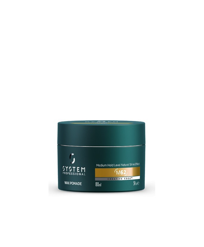 System Professional EnergyCode MAN Wax Pomade 80ml
