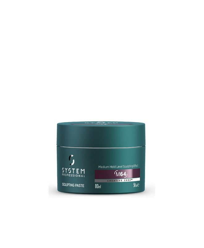 System Professional EnergyCode MAN Sculpting Paste 80ml