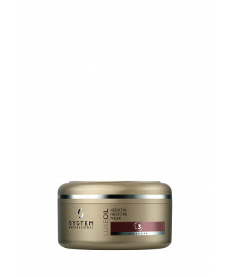 SP Energy Code LuxeOil Keratin Restore Mask 150ml
