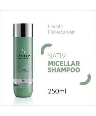 Nativ Micellar Shampoo...